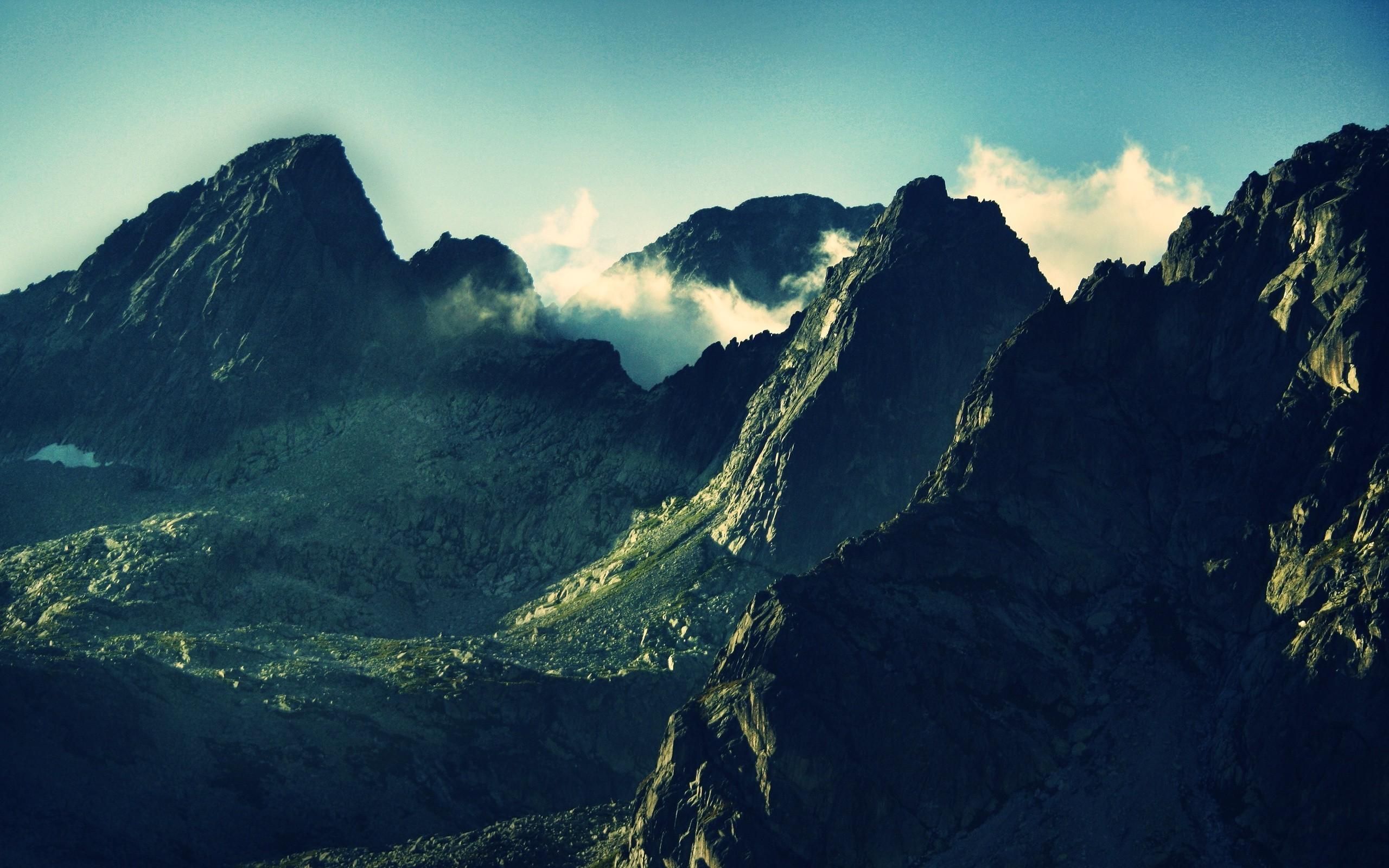The Five Peaks